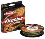 Плетеный шнур Berkley FireLine Braid Tracer 110м