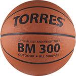 Мяч баскетбольный TORRES BM300 размер 5