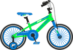 """Детский велосипед Black Aqua 16"""" Sport"""