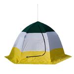 Палатка-зонт зимняя Элит 4-местная (дышащая)