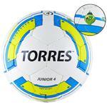Мяч футбольный TORRES Junior-4 размер 4