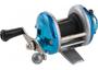 Мультипликаторная катушка Mikado MiniTroll MT 1000-03 BLUE title=