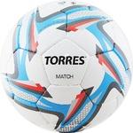 Мяч футбольный TORRES Match размер 4