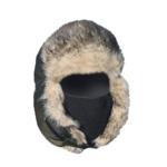 Шапка ушанка волк Sarma C 030-1