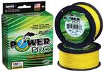 Плетеный шнур Power Pro Hi-Vis Yellow 275м