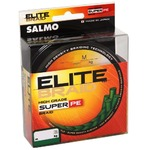 Плетеный шнур Salmo Elite Braid Green 125м